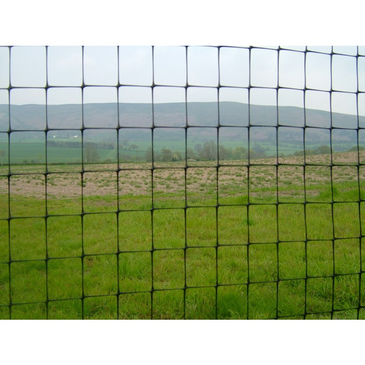 Plastic Mesh Deer Fencing - Low Visibility