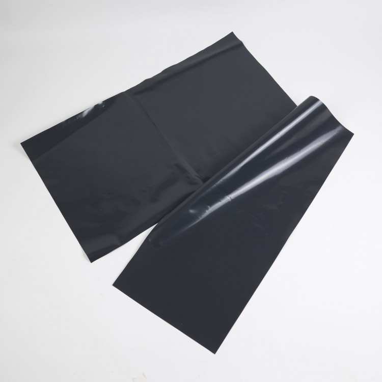 Black Polythene Mulch Mats