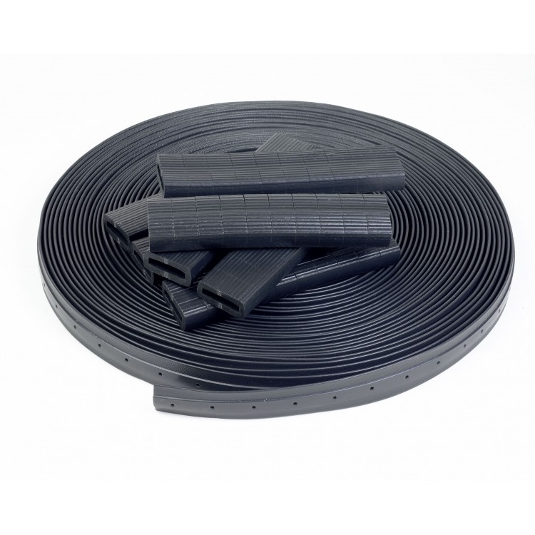 Easy-Flex Rubberised PVC Strapping