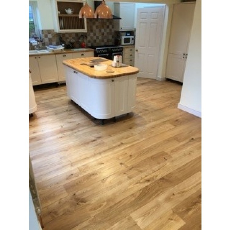 Top Quality Character Grade Engineered Oak Flooring