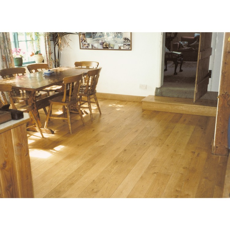 Top Quality Solid Oak Flooring