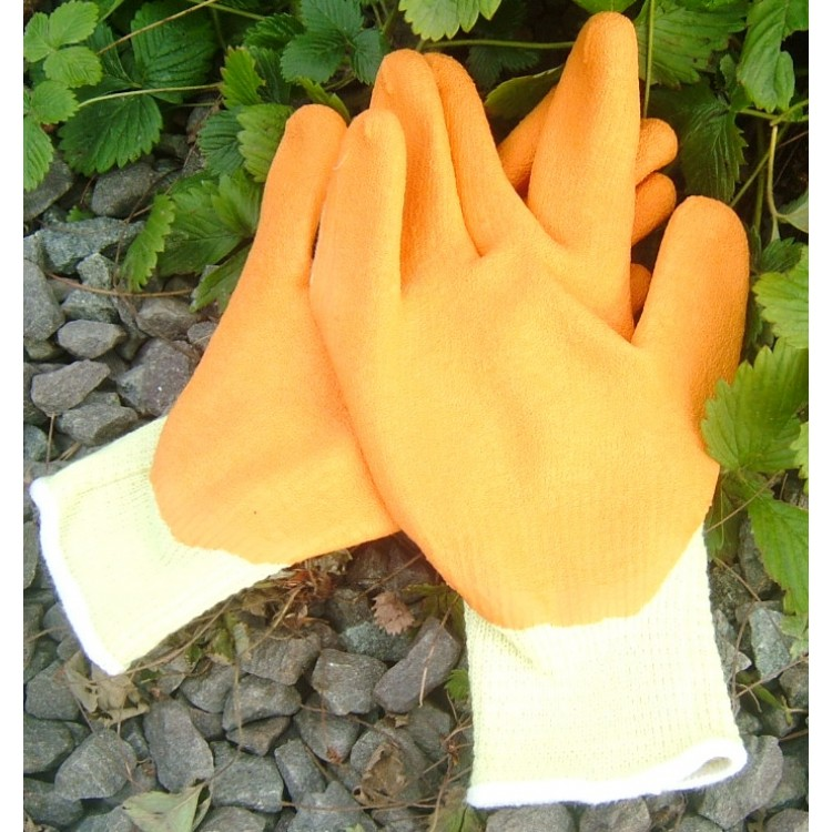 Standard Latex Covered Gloves