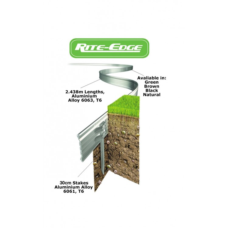 Rite Edge Lawn Edging