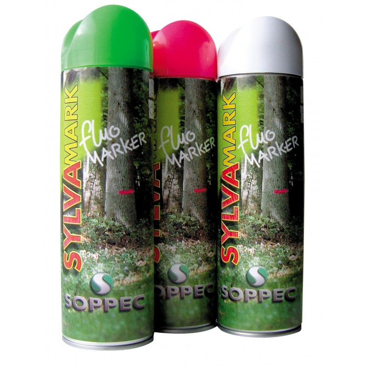 Soppec Tree & Timber Marking Paint 12 cans per Box